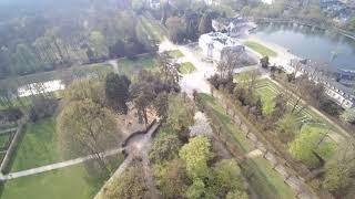 Drohne 4k - KAMERA interner Sound !Düsseldorf,Benrath!