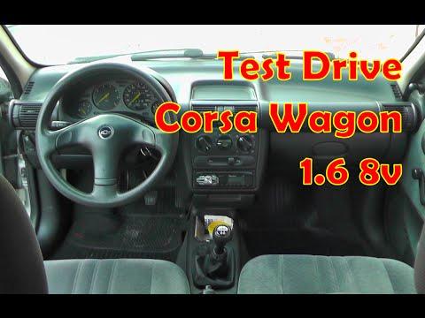 Caçador de Carros Test Drive Chevrolet Corsa Wagon 1.6 8v
