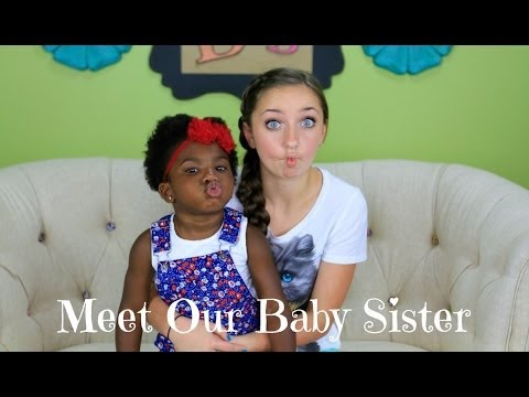 Xxx Mp4 Meet Our Baby Sister Brooklyn And Bailey 3gp Sex