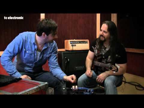 Xxx Mp4 John Petrucci Doing TonePrints For TC Electronic S Vortex Flanger Clean Sounds 3gp Sex
