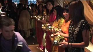 Mehndi Trailer - Asian Wedding - Hush Restaurant in London