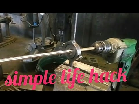Simple Life Hack With Drill Machine || Awesome Ideas