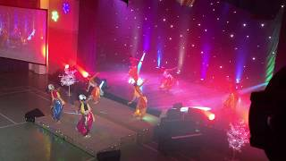 "SRI KL CHARITY CONCERT 2017 - dance to Indian version of ""Shape of You"""