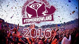 Top Songs of Tomorrowland 2016
