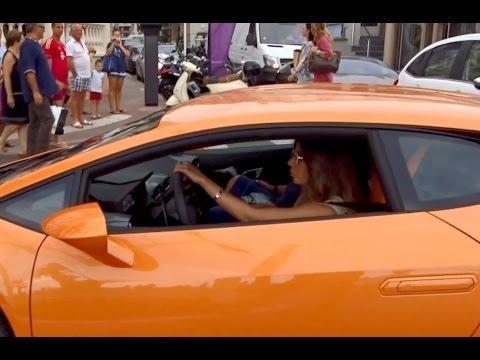 Xxx Mp4 Hot Girl Driving Lamborghini Huracan In Cannes 3gp Sex