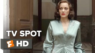 Allied Extended TV SPOT - Beautiful and Good (2016) - Marion Cotillard Movie