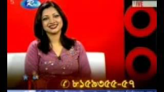 Akhi Alamgir in RTV live studio