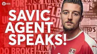 MILINKOVIC-SAVIC AGENT SPEAKS! Tomorrow's Manchester United Transfer News Today! #2
