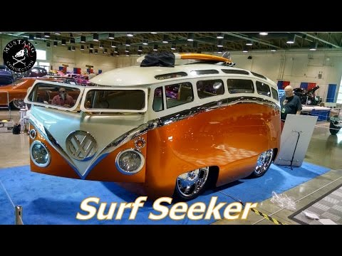 Xxx Mp4 Incredible Surf Seeker 1965 VW Bus Scratch Built Grand National Roadster Show Mustang Connection 3gp Sex