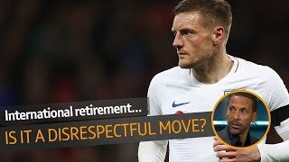 Is it disrespectful for a footballer to retire from international duty? | Premier League Tonight
