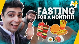 Fasting For The First Time For Ramadan   AJ+