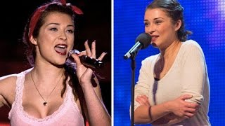 transformation of Alice Fredenham BGT & The Voice