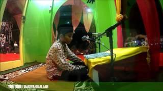 Ammar Fathani, qori/tilawah terbaik 1 anak (Al-Isra #9), MTQ 33 Aceh Besar