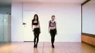 Britney Spears - WOMANIZER (dance choreography - Waveya Ari MiU) (Mirrored)