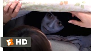 Ju-on (4/10) Movie CLIP - Under the Covers (2002) HD