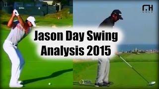 Jason Day Golf Swing Analysis : P.G.A Champion 2015
