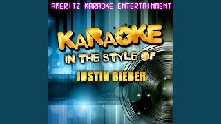 Born to Be Somebody (Karaoke Version)