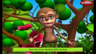 Sacrifice of the Monkey King | Jataka Tales in English | Moral Stories For Children in English