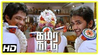 Kamara Kattu climax scene | Manisha and Raksha get married | Sreeram | Yuvan | End Credits