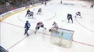 Tyler Bozak 9th Goal of the Season! 1/7/2017 (Montreal Canadiens vs Toronto Maple Leafs)