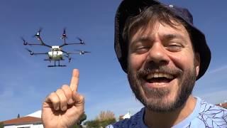 ΤΟ ΠΙΟ ΘΗΡΙΟ DRONE ΠΟΥ ΠΕΤΑΞΑ ΠΟΤΕ!!!