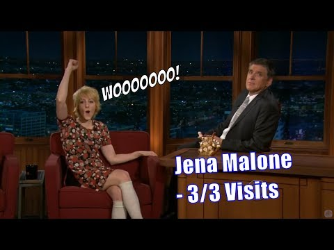 Jena Malone - Super Adorable, I Mean It - 3/3 Visits In Chronological Order