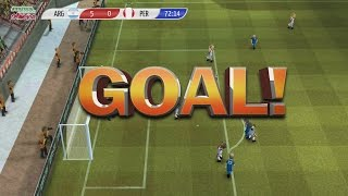Striker Soccer America 2015 Android Gameplay
