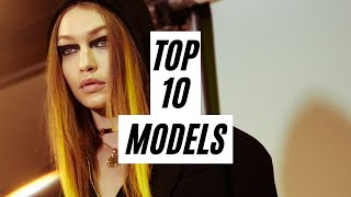 Top 10 Models Fall/Winter 2017 : Most Opened Shows