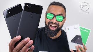 Google Pixel 2 UNBOXING (Retail)