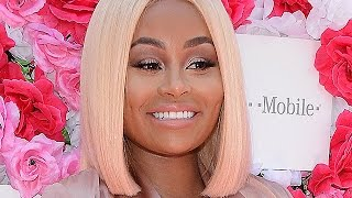 Blac Chyna Reveals Incredible Post Baby Weight Loss