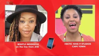 On the Line with Bontle Modiselle