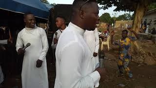 Ajeseun at Oke igbala