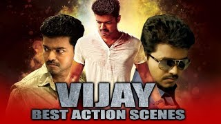 Vijay 2019 Best Action Scenes | South Best Action Scene | Theri, Bhairava, Policewala Gunda 2