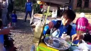 PT. Cipta Kridatama -Site KJB, Pasar Pagi labanan (berpentol ria)