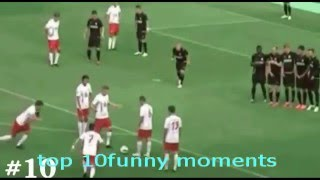 football funny moments MP4 top 10 2016 best moments