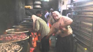 Afghan kitchen in Afghanistan masjed part 1