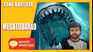 Análise do filme Mega Tubarão ( sem spoilers )!