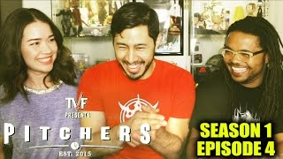 TVF PITCHERS EPISODE 4 Reaction by Jaby, Achara & Chuck!