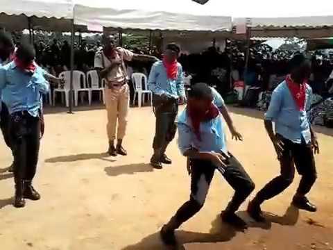 Kaheti boys kenya dancers 2015....