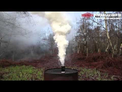 Rauchgranate Maxi EG 18 weiss