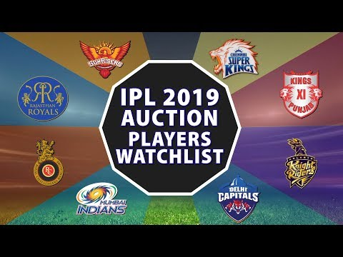 Xxx Mp4 IPL 2019 Auctions Players Watchlist 3gp Sex