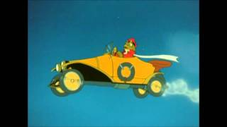 Rankin/Bass, Wind in the Willows - Messing Around In Cars