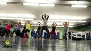 VELOCIDAD 6 | Merengue | Andrea Stella | zumba Dance Fitness