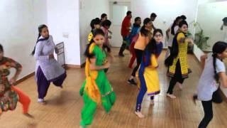 Veervaar | Sardaarji | Diljit Dosanjh | Neeru Bajwa | Bhangra  Choreography by DANSATION 9888892718