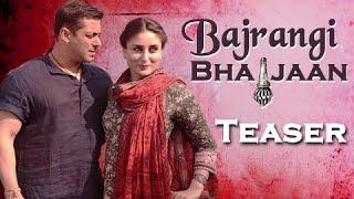 Bajrangi Bhaijaan Official TEASER   Salman Khan, Kareena Kapoor   Review   Bollwood Movie 2015