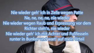 Nimo - NIE WIEDER feat. Abdi Lyric