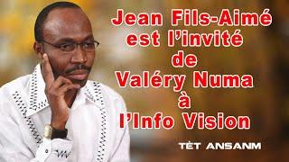 Valéry Numa reçoit Jean Fils-Aimé, un pasteur porteur d'une doctrine très controversée