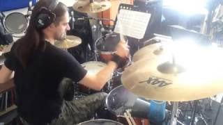 KoRn  Insane drum cover by Martin Plante