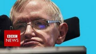 Stephen Hawking: Five things you may not know - BBC News