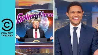 """Is Donald Trump Starting An American """"Space Force""""? 